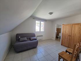 Appartement - GAP - STUDIO MEUBLE / CADET DE CHARANCE