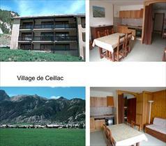 Appartement - CEILLAC - STUDIOS 4 PERS 3* LE THIOURE M1 M2 M4 M5