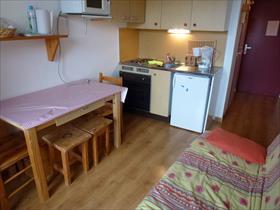 Appartement - PUY SAINT VINCENT - STUDIO 4 PERSONNES VUE VALLEE AVEC BALCON