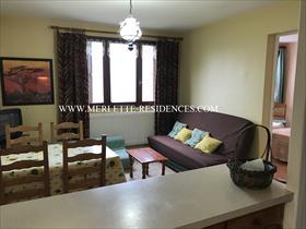Appartement - ORCIERES - Spacieux T3 avec vue plongeante et panoramique !