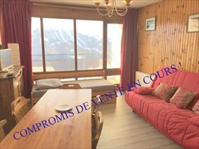 Appartement - ORCIERES - Joli T2 au pied des pistes de ski !