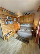 Appartement - ORCIERES - Studio cabine - Coin calme avec vue magnifique  !