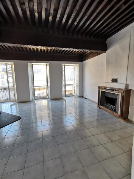 Appartement - Embrun - Grand T3 en duplex au coeur du centre-ville