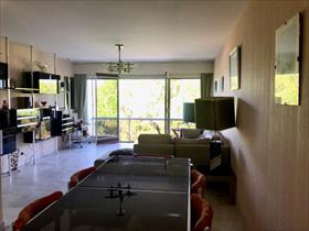 Appartement - ARCACHON - 1ère ligne ARCACHON Ville d'été, vue BASSIN