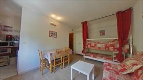 Appartement - merlette - jolie studio 4 personnes