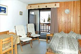 Appartement - CEILLAC - STUDIO 2 PERS 3* LE CRISTILLAN H6