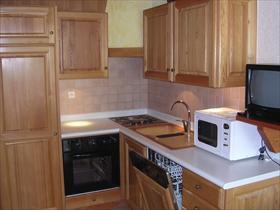 Appartement - CEILLAC - APPARTEMENT 5 PERS 3* LE CRISTILLAN I15