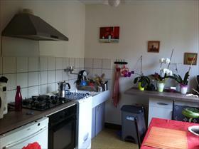 Appartment/Flat - GAP - Appartement T3 + parking privé proche centre ville