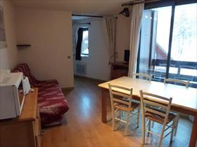 Appartement - PUY SAINT VINCENT - Appartement avec coin chambre - 5 personnes