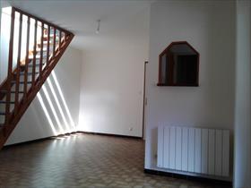 Appartement - Guillestre - T3 duplex+terrasse+cave+stationnement privé