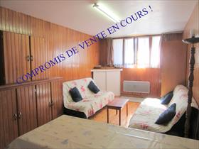 Appartement - ORCIERES  - Studio 4 personnes