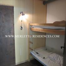 Appartement - ORCIERES - STUDIO Cab + chambre indépendante avec sanitaires