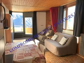 Appartement - ORCIERES - Joli T2 agréable et fonctionnel