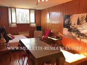 Appartement - ORCIERES - Studio Cabine 4 personnes + CAVE