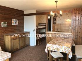 Appartement - ORCIERES - Studio Cabine, non loin du centre de la station !