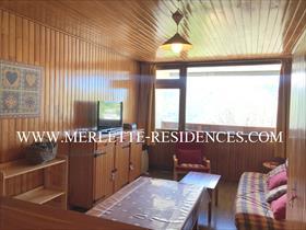 Appartement - ORCIERES - Studio cabine +DEUX CAVES + GARAGE fermé