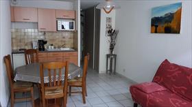 Appartement - Embrun - Joli Studio meublé en parfait état centre-ville