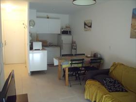 Appartement - Embrun - Joli T2 dans résidence calme proche centre-ville