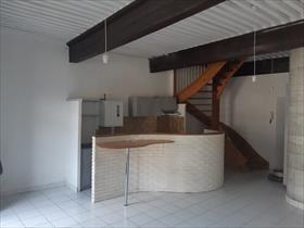 Appartement - Embrun - Joli T3 en duplex au cœur du centre-ville