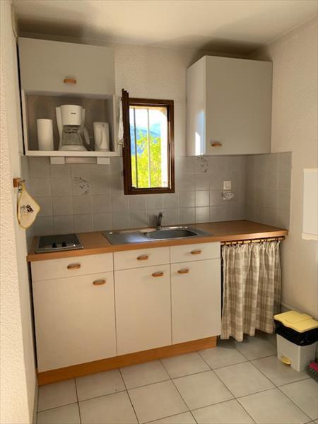 Appartement -  - STUDIO Rez de jardin / VUE LAC / 4 couchages.